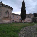 Concierto de cuerda en el convento de las MM. Bernardas de Pantón dentro de los actos de las XXX Xornadas del Románico
