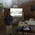 """Nuestra intervención en la primera jornada del Workshop sobre """"Tras las Huellas del Camino de Invierno"""""""