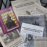 En mi etapa de concejala: la hemeroteca recoge como se recuperó la Semana Santa de Monforte