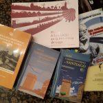 Celebrando el día del libro con algunos libros de mi autoría