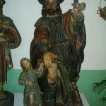 Cuando solo quedaba rezar implorando al prodigioso San Roque